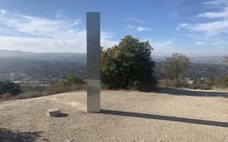 Monolitul din California