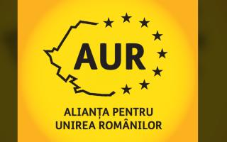 Alianța pentru Unirea Românilor, AUR