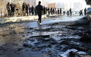 Atac cu rachete la Kabul