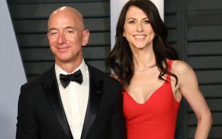 MacKenzie Scott, fosta soţie a lui Jeff Bezos