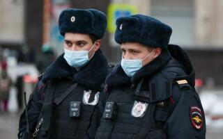 politie moscova