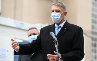 De ce nu se vaccinează președintele Klaus Iohannis în momentul când serul va intra în România