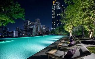 hotel hyatt bangkok