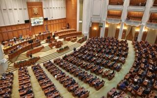 Prima sedinta a Camerei Deputatilor