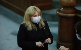 Cine este Anca Dragu, prima femeie care devine preşedintele Senatului în România