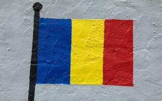 Romania, steag, drapel