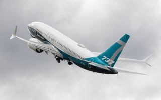 Un Boeing 737 MAX al companiei Air Canada a aterizat forțat, în urma unei probleme la motor