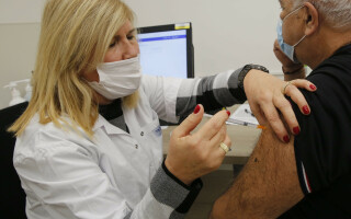 vaccin, Israel