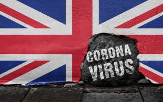 marea britanie coronavirus