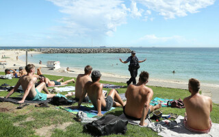 """Australia ar putea deporta turiștii care încalcă regulile Covid și îi acuză de """"acte ticăloase"""""""