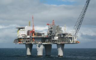 platforma de gaze naturale