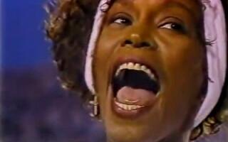 Video: Cel mai frumos moment din cariera lui Whitney Houston. A facut milioane de oameni sa planga