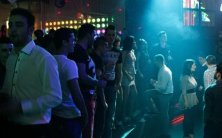 Ziua Indragostitilor in club