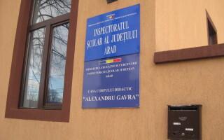 Inspectoratul Scolar Arad
