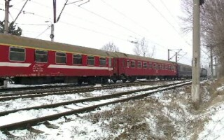 tren spre litoral