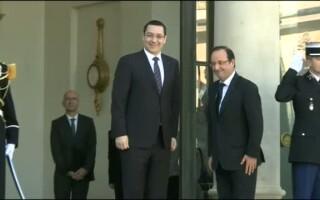 Ponta si Hollande