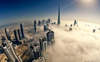 Dubai, in ceata