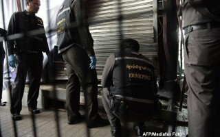 bomba mall Thailanda