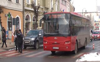 Municipiul Turda ramane fara transport in comun din aceasta primavara