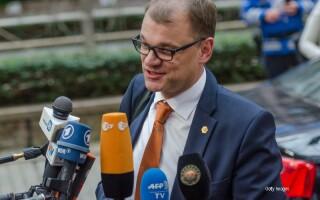 prim-ministru Finlanda