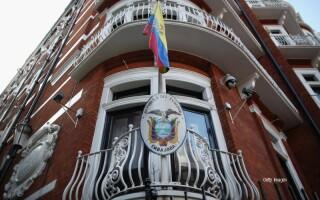 Ambasada Ecuadorului Londra