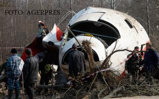 tragedia aeriana de la Smolensk
