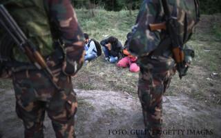 soldati maghiari si refugiati