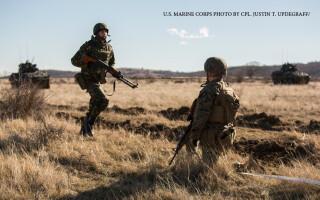 exercitiu militar in Bulgaria, soldati americani si romania