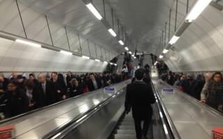 scari metrou Londra