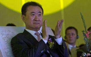 Wang Jianlin - AGERPRES