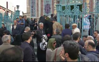 coada alegeri Iran