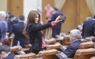 Deputata PSD Andreea Cosma