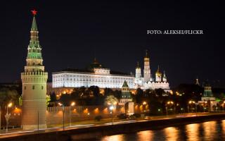 Kremlin noaptea