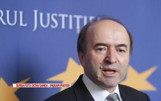 Tudorel Toader, ministrul Justitiei