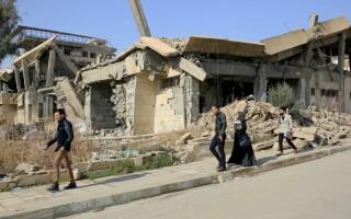 Mosul, Iraq - 6