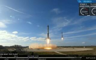 spacex, falcon heavy, racheta, propulsoare,