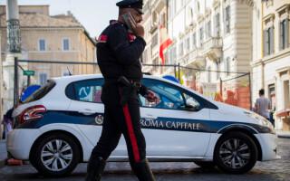 carabinieri in Roma