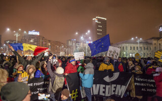 Protest 22 februarie