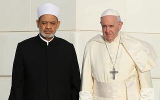 Papa Francisc, Emiratele Arabe