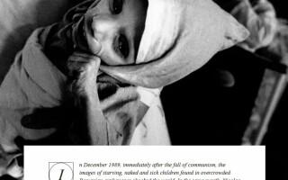 orfani, comunism, romania, the indepedent,