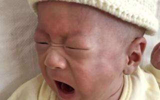 cel mai mic bebelus