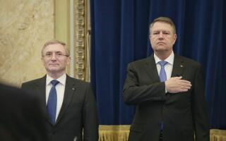 Klaus Iohannis, Augustin Lazar