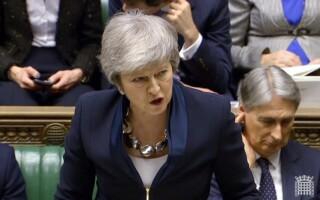 Theresa May, în conflict cu parlamentarii