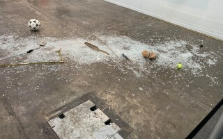 Opera de artă, distrusă din cauza unei doze de suc