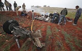 Avion doborat Siria - 6