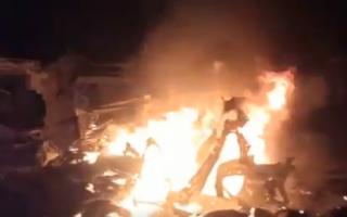 explozie columba
