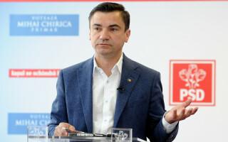 Mihai Chirica, PSD