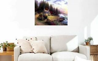 (P) Pictorul Fericit - picturile pe numere ne oferă oportunitatea de a fi artiști talentați