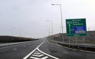Autostrada Ungeni - Târgu Mureș