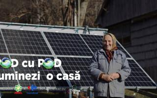 Locuitori din comuna Scărișoara se bucură pentru prima dată de energie electrică